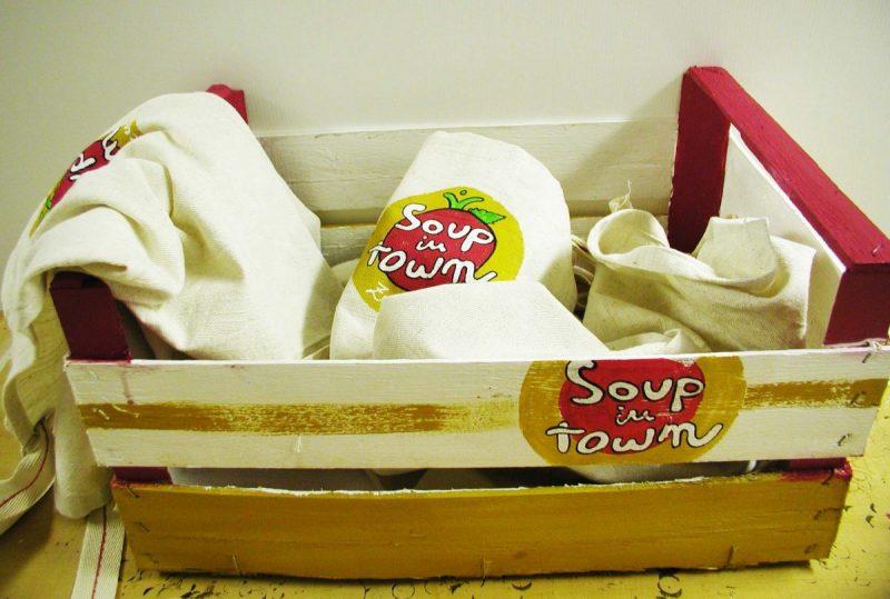 Articoli fatti a mano da Ratafià per Soup in Town