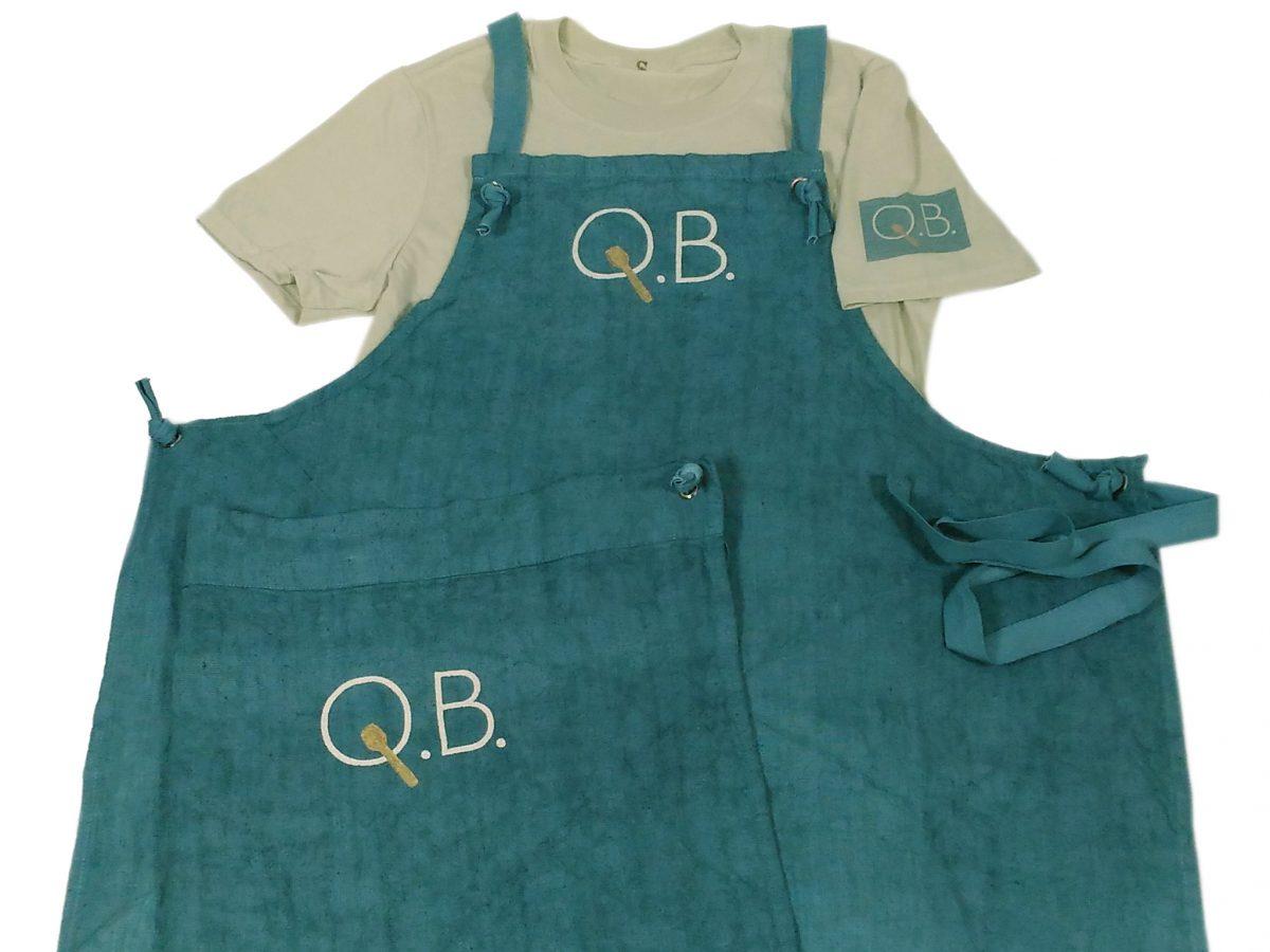 Grembiule+tshirt QB2