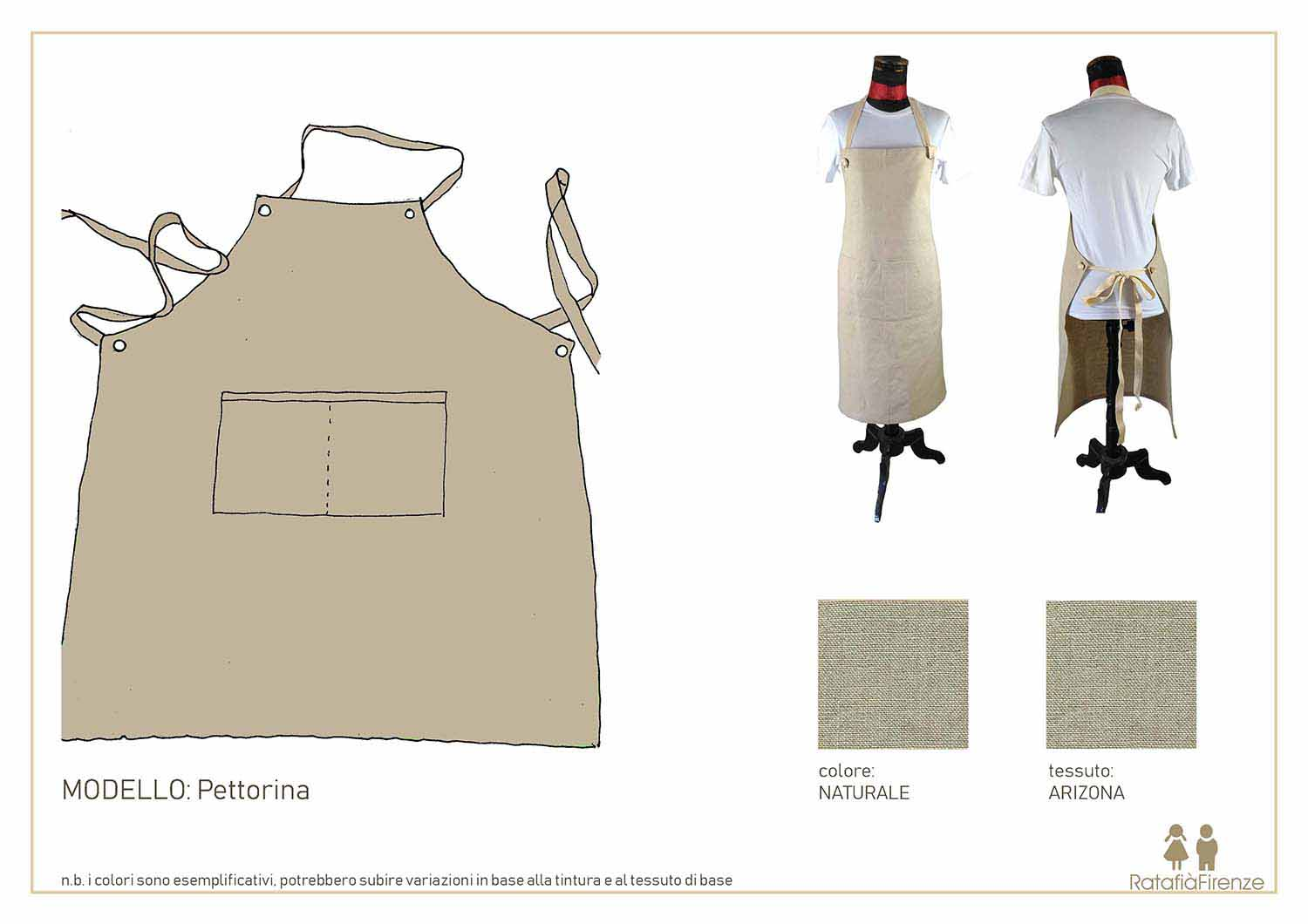 bib kitchen apron