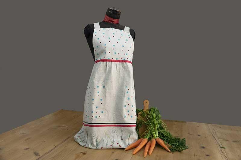Apron-linen-poppies